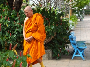 Monk in Chiang Mai