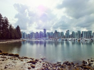 Sea Wall Vancouver